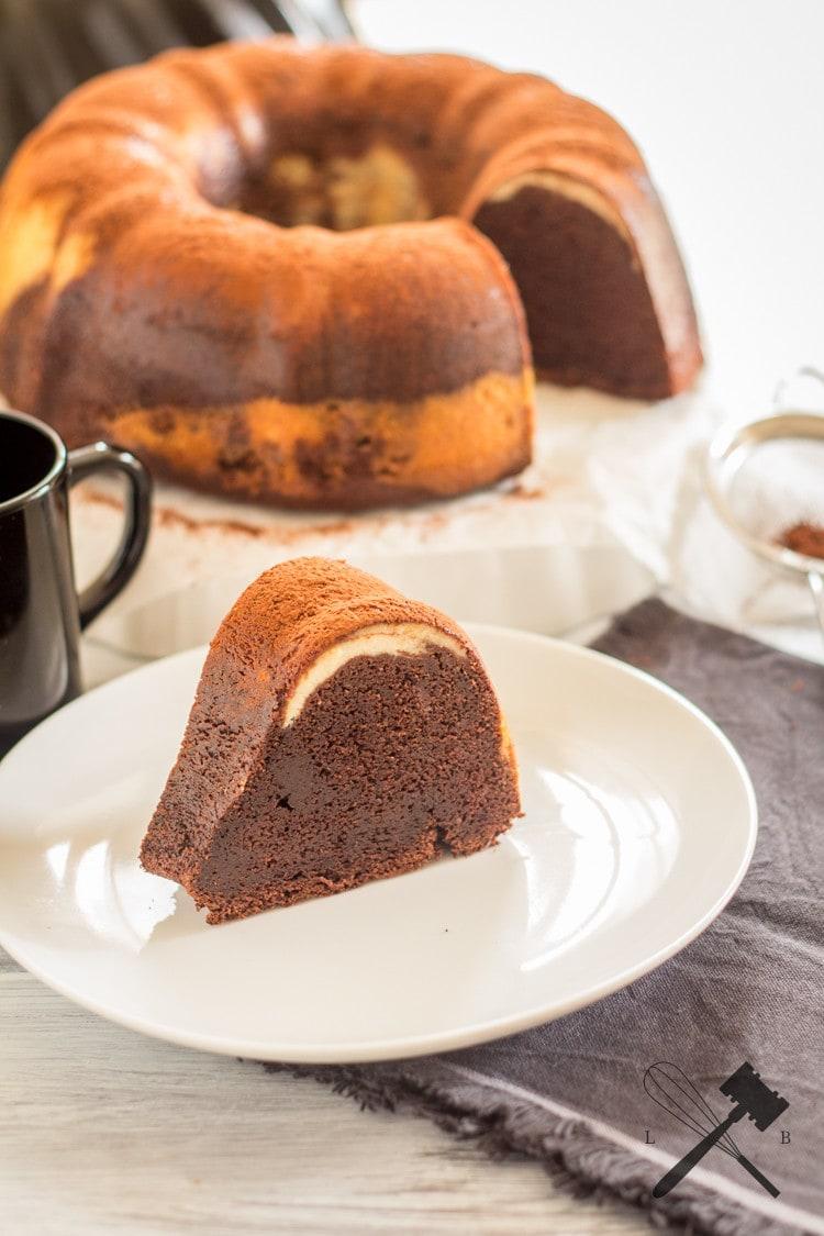 Brownie Cheesecake Guglhupf (2)