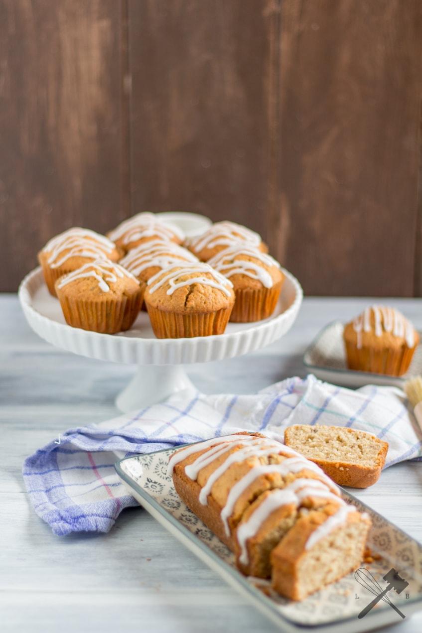Haselnuss Muffins