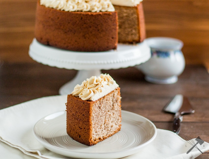 Mandel Maroni Kuchen