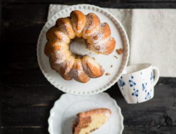 Joghurt Marmorkuchen