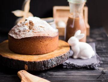 Schokoladen Eierlikörkuchen