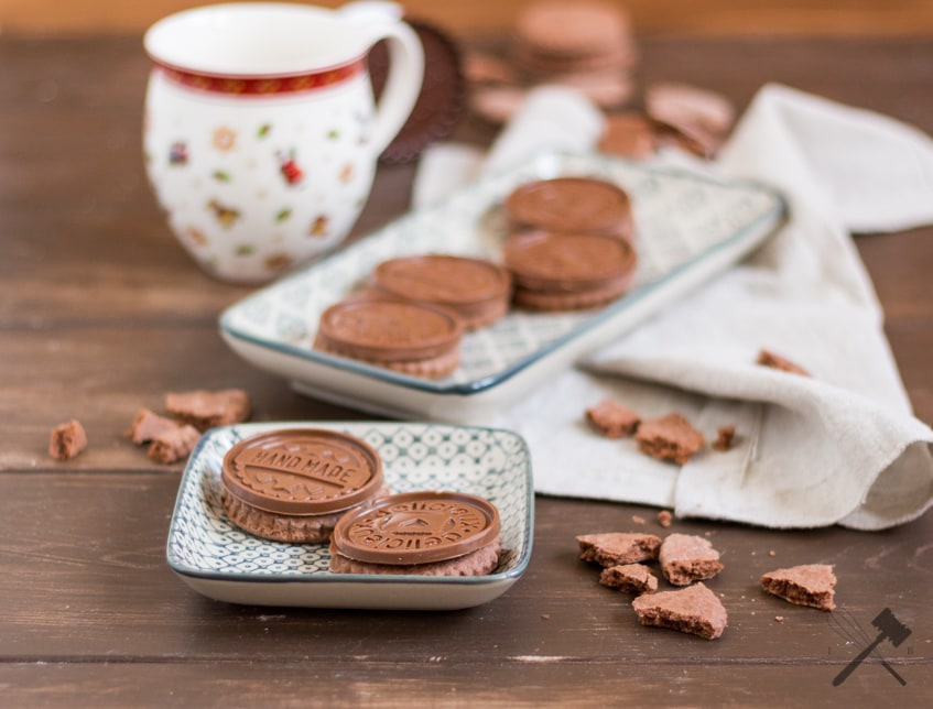 Entspannt durch den Advent mit dem Hobbybäcker – Weiche Schokoladenkekse