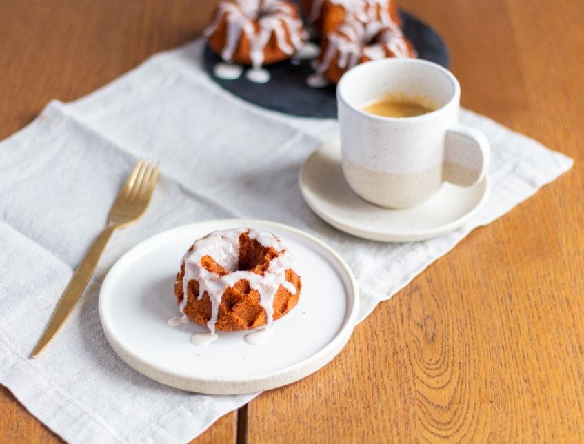 Kaffee Gewürzküchlein